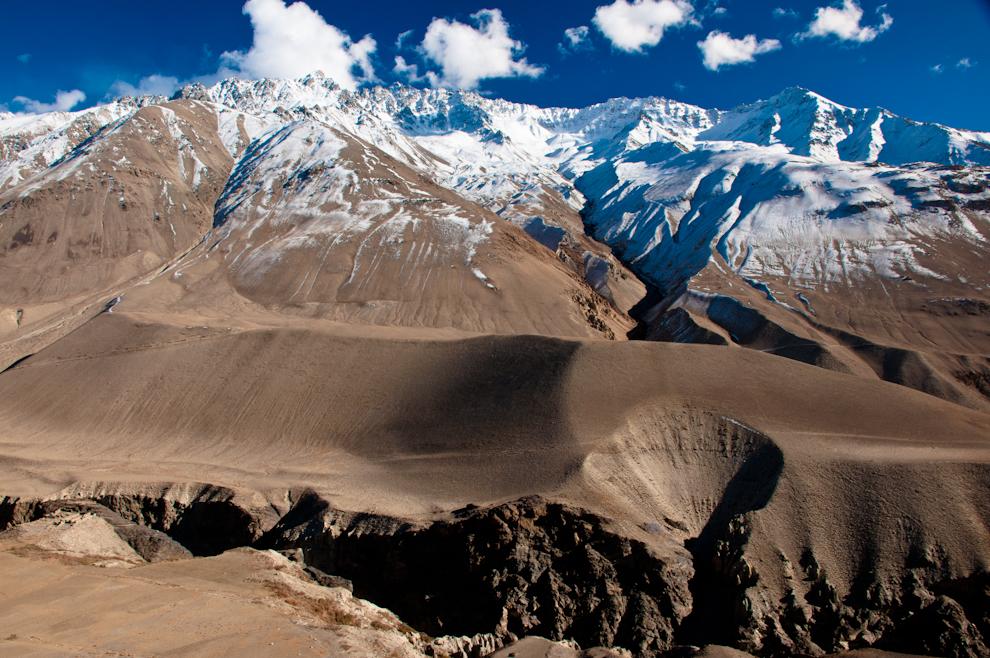 Pamir toprzede wszystkim niesamowite góry