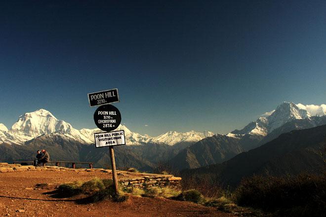 Nepal, Himalaje - fot. Magda Biskup