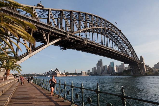 Australia, Sydney - fot. Magda Biskup