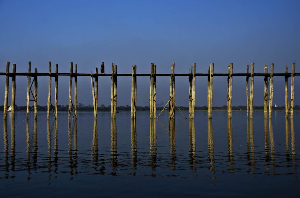 Most uBein, Amarapura - Birma