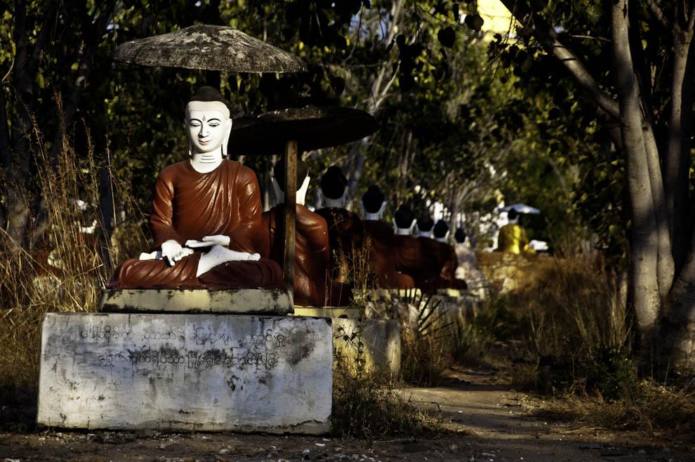 Park buddów