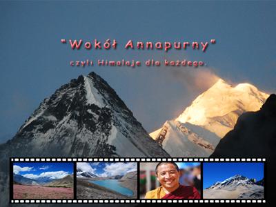 Himalaje Annapurna