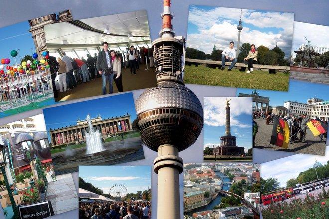 Podróż do Berlina by Adrian Borowiński