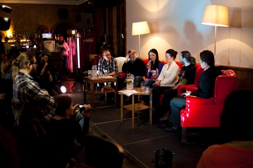 Wachlarz - pierwsze spotkanie podróżnickie, fot. Agnieszka Wanat
