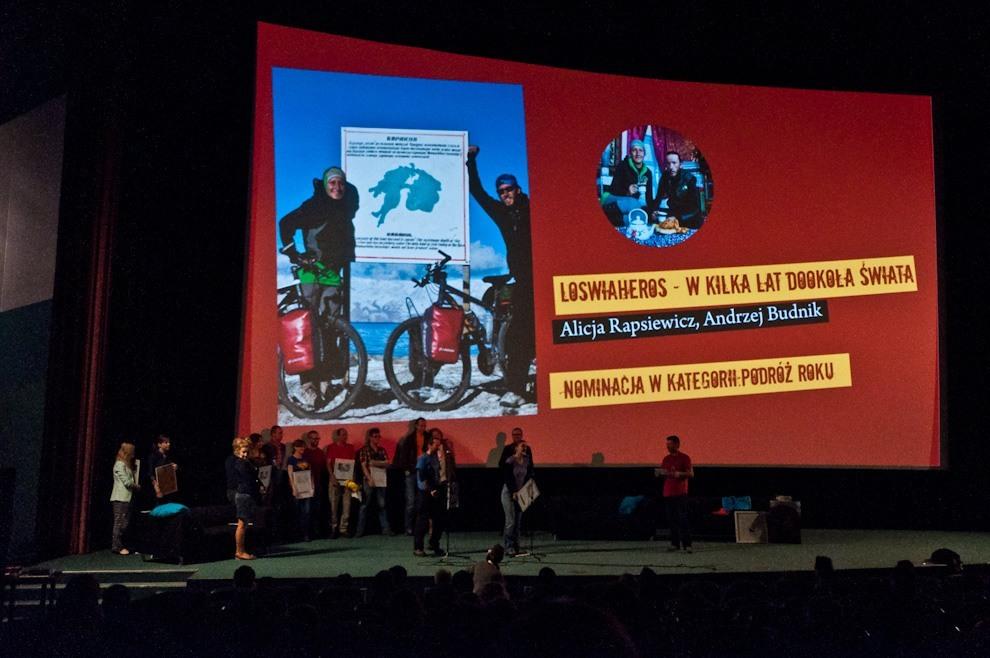 Otrzymujemy nominację do nagrody Czwarty Żywioł!