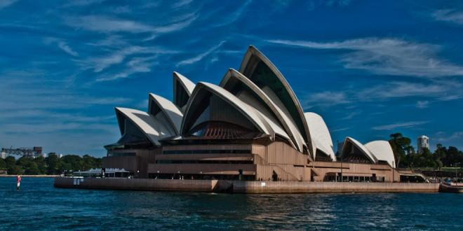 Opera w Sydney, Australia.