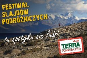 Terra - 14 Festiwal Slajdów Podróżniczych w Warszawie @ Kino Wisła, Plac Wilsona 2, Warszawa | Warszawa | mazowieckie | Polska