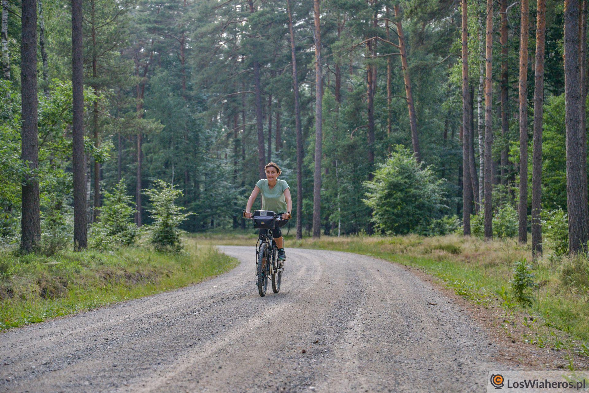 Trasa rowerowa Solniki - Siemiany