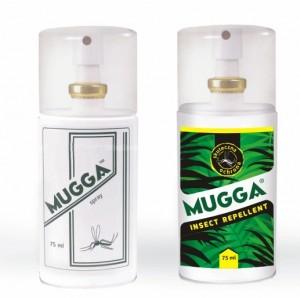 Mugga - repelent zawierający DEET