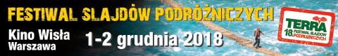 Najlepszy festiwal podróżniczy w Warszawie