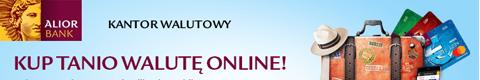 Sprawdzony kantor walutowy on-line