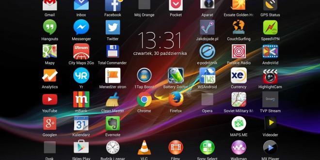 Android na wakacjach, czyli aplikacje mobilne w podróży