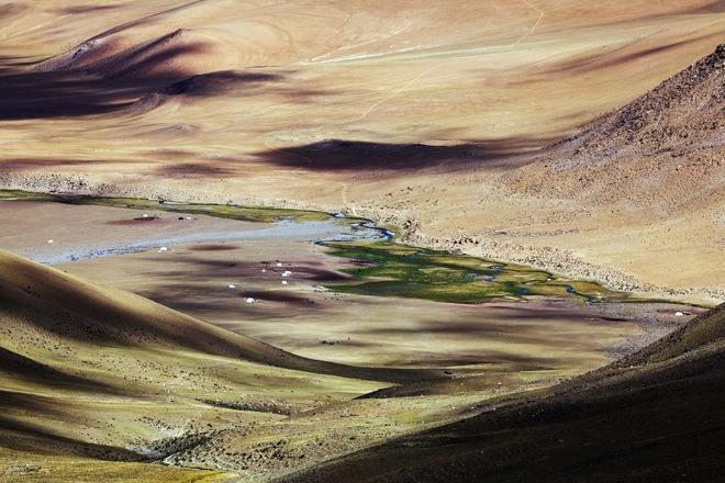 Artur Szymczyk, Rajungkaru, Ladakh, Indie.