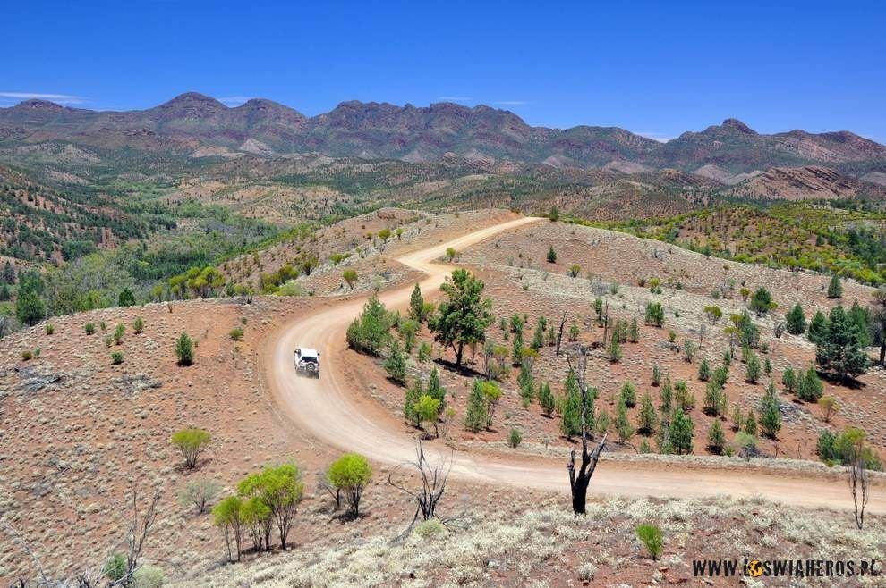 Flinders Ranges National Park.