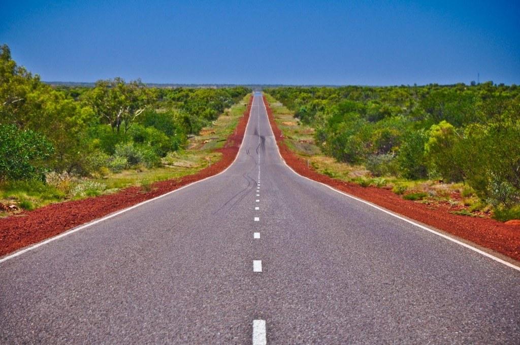 Australia drogowa.