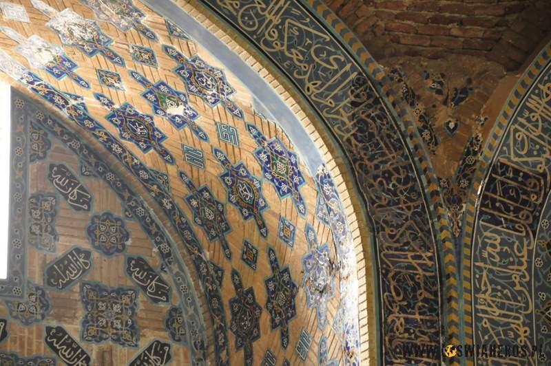 Błękitny meczet.