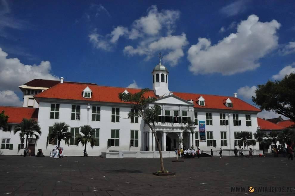 Centrum historyczne Dżakarty