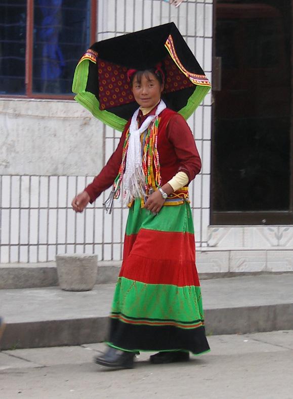 Chiny toponad 50 mniejszości narodowych.