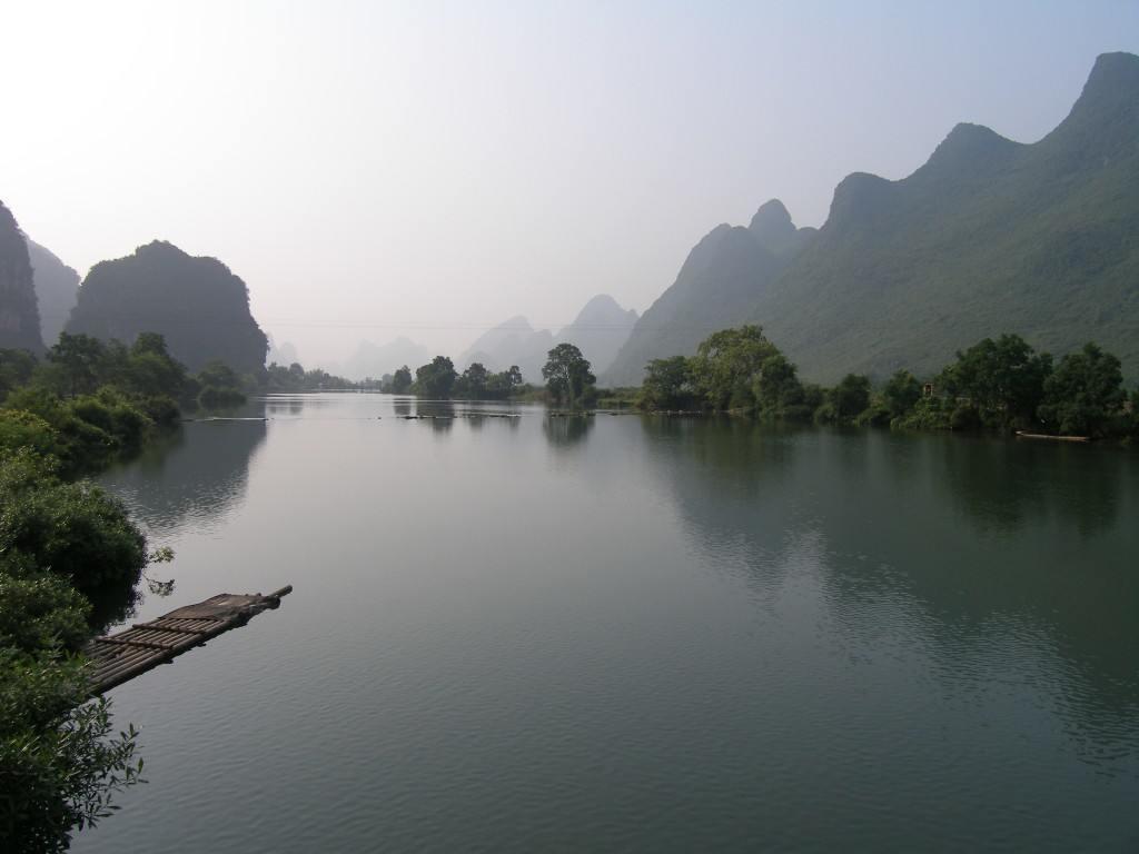 Rzeka Li, Yangshou.