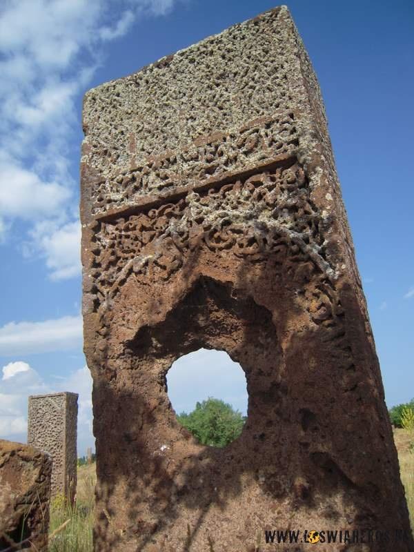 Cmentarz wAhlat nadVanem