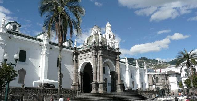 Magia Dolara w Ekwadorze