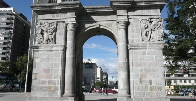 Zwiedzamy Quito – stolice Ekwadoru