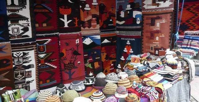 Targ w ekwadorskim Otavalo