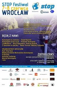 STOP Festiwal weWrocławiu! @ Uniwersytet Ekonomiczny, Budynek P, ul.Wielka | Wrocław | Województwo dolnośląskie | Polska