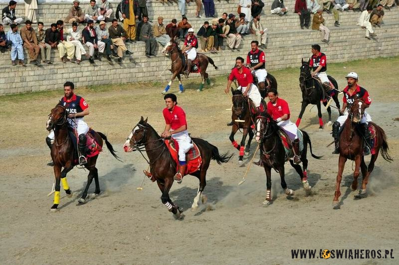 Freestyle polo festiwal w Gilgit