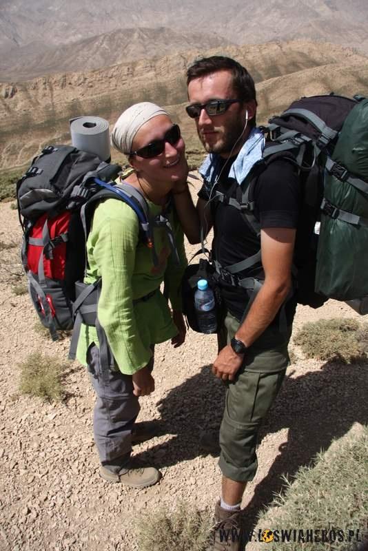 W irańskich Górach Zagros.
