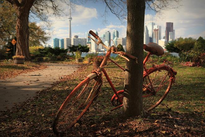 Jakub Stefanowski, Ward's Island, Toronto, Kanada.