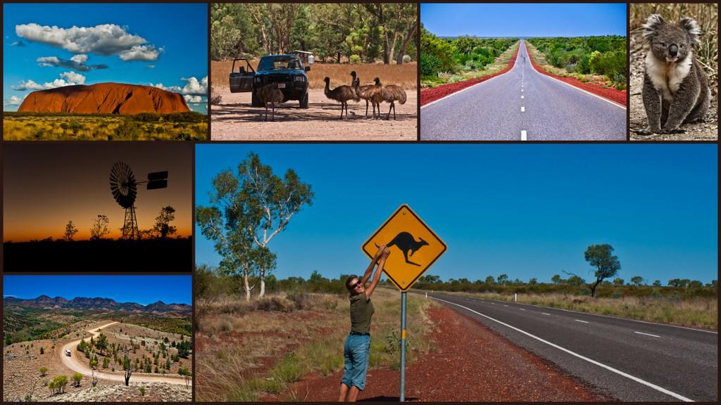 Pokaz slajdów o Australii