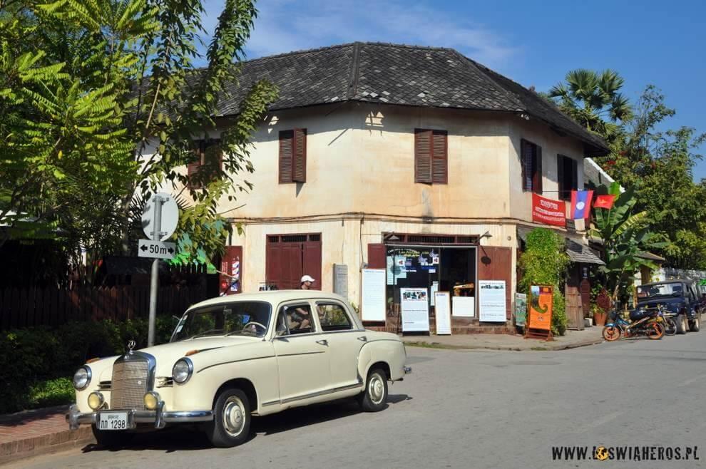 Kolonialne spuścizna wLuang Prabang