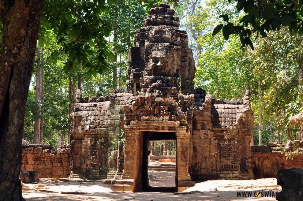 Świątynie Angkoru.
