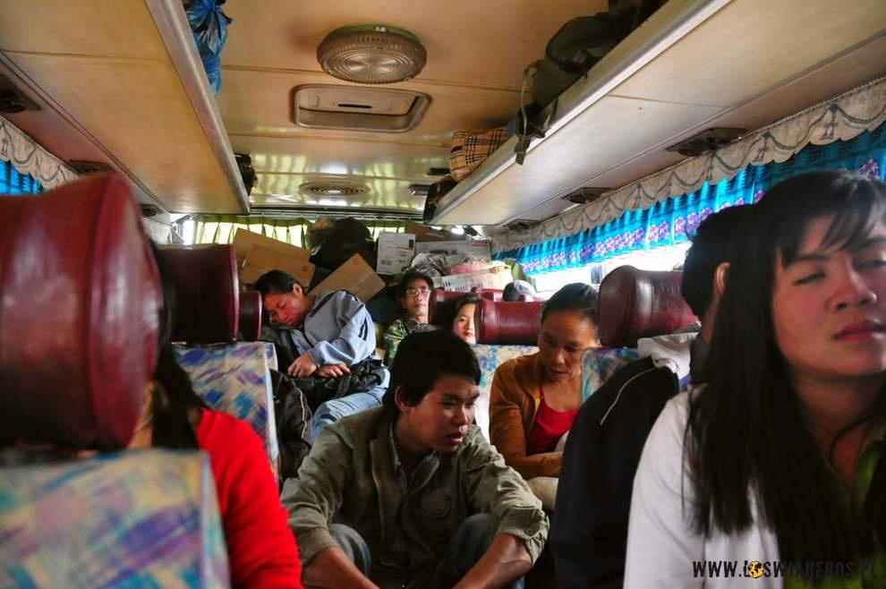 Lokalne autobusy dodają smaczku każdej podróży