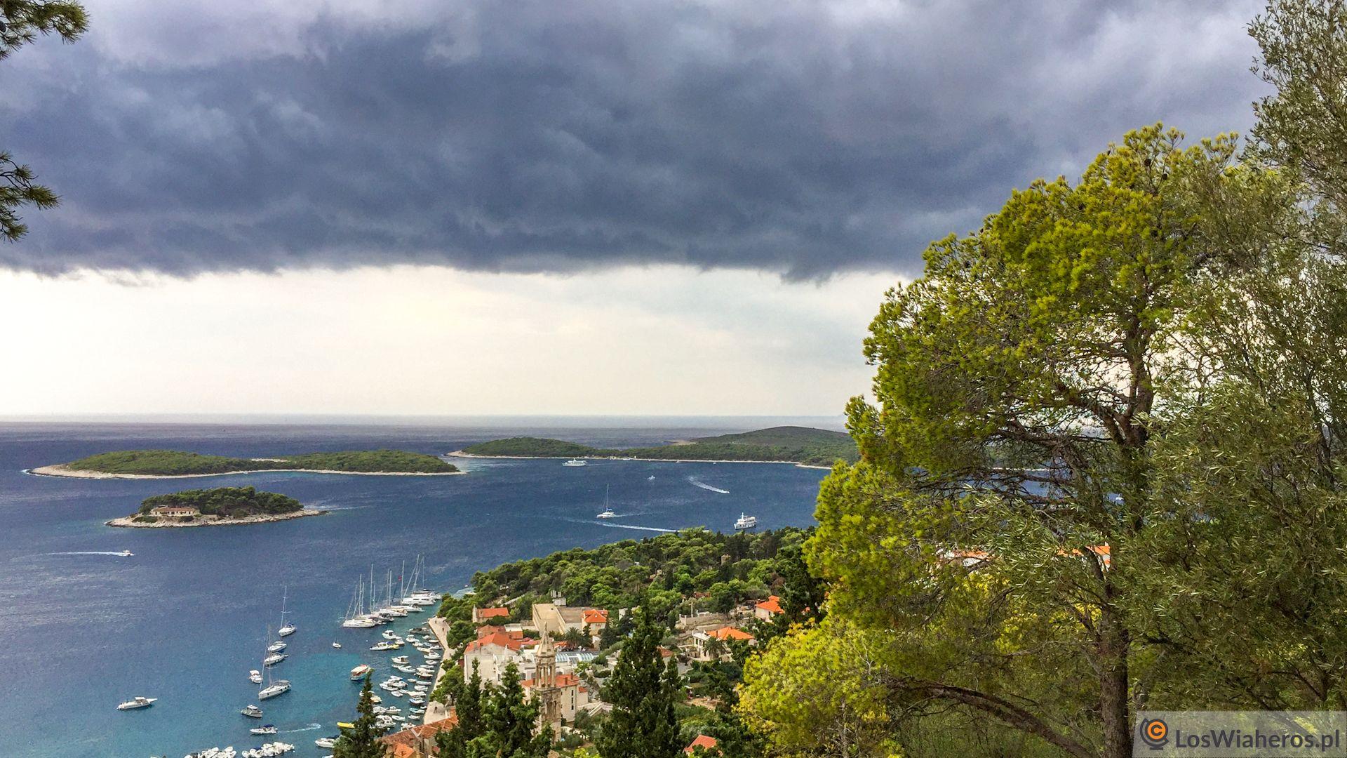 Chorwackie wyspy tomagia... którazaraz się tu zadzieje...