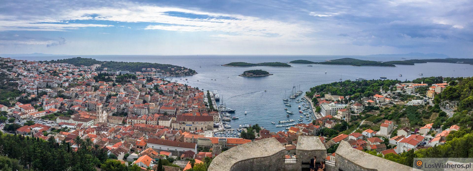 Chorwackie wyspy