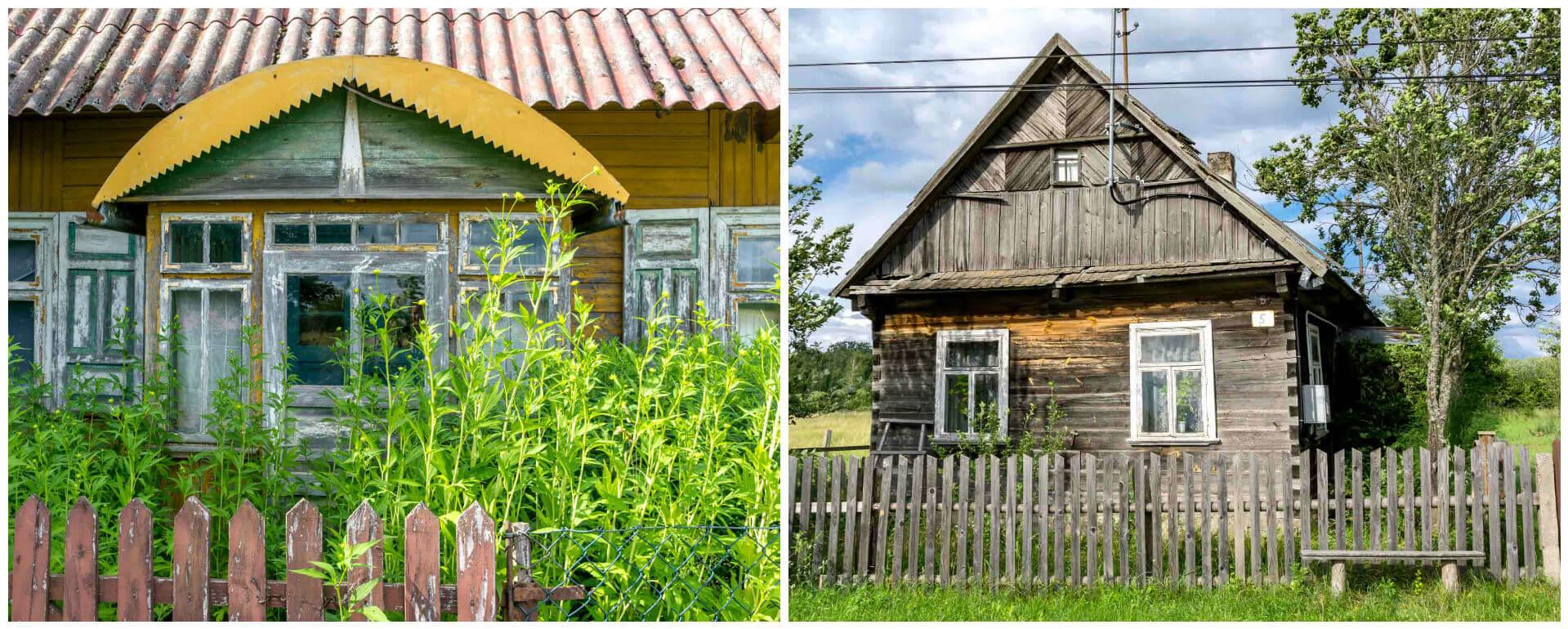 loswiaheros_polska_podlasie_domy_kolaz
