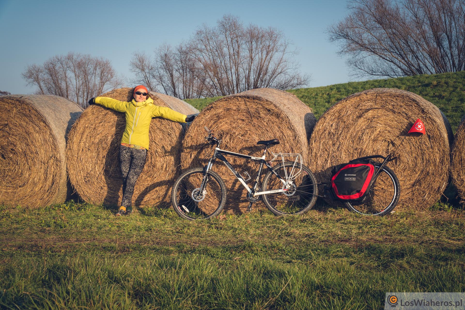 Mój chiński rower, czyli ubogi krewny przyczepki rowerowej Extrawheel