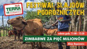 Zimbabwe wWarszawie @ Kino WISŁA