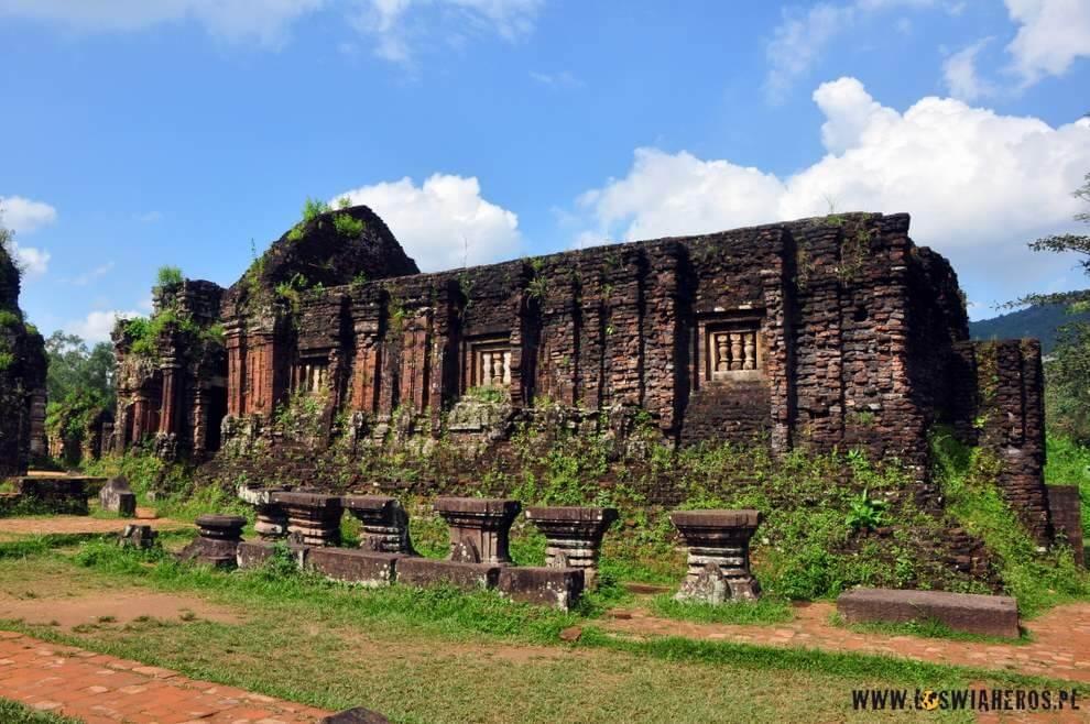 My Son, taki mały Angkor, alezatobeztłumów