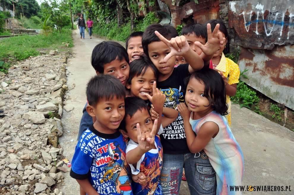 Dzieci zBogor