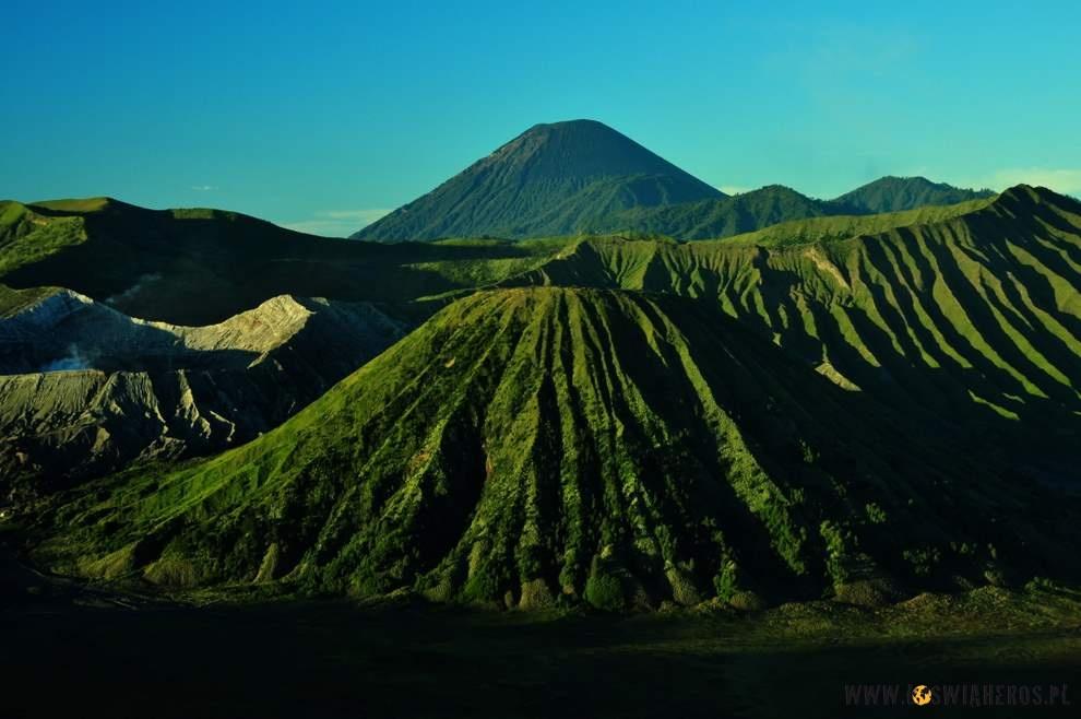 Wulkan Batok.