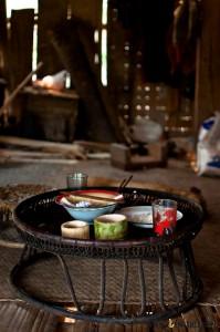 Nakryty stół whacie Abu