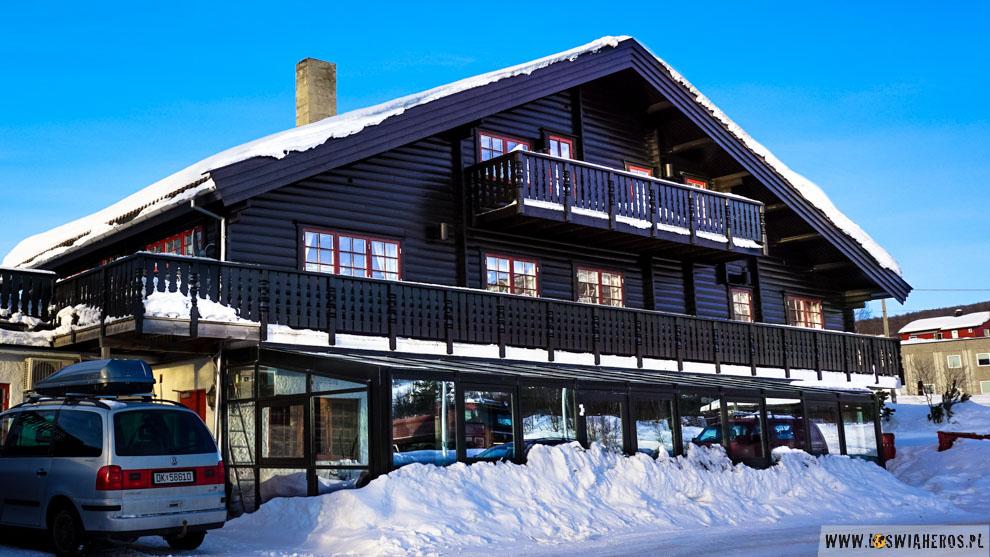 Hostel Oen - nasza zimowa oaza