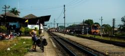 Ayutthaya - kilometr zero.