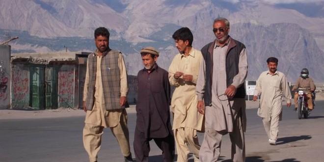 Pakistańscy chłopcy