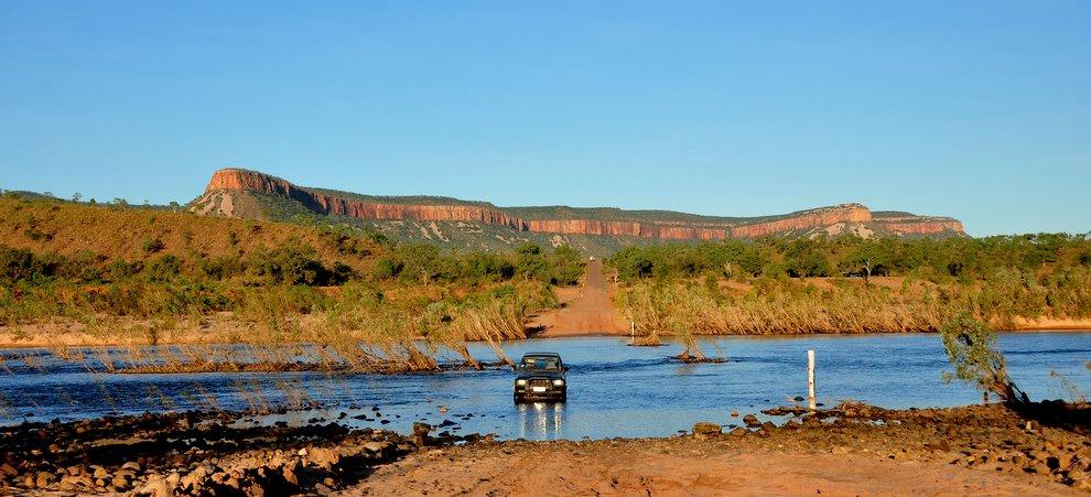 Pentacost Crossing w Kimberley