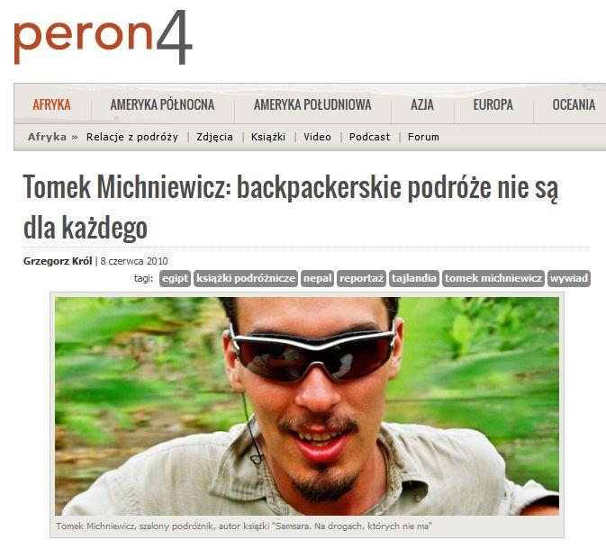 peron4_tomek-michniewicz-backpackerskie-podroze-nie-sa-dla-kazdego