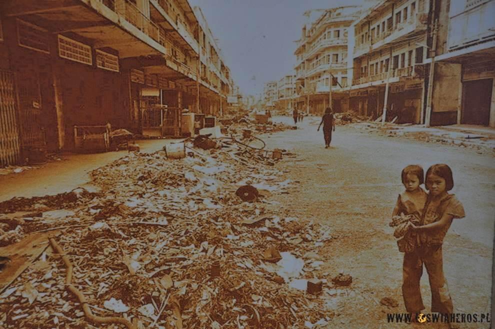 Phnom Penh poobaleniu reżimu Pol Pota